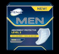 TENA MENLevel 2 – muška zaštita za istjecanje urina i inkontinencije srednjeg kapaciteta